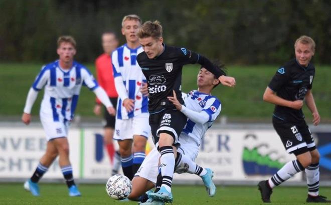 Vừa trở lại tập luyện, Văn Hậu đã đón tin đầy phấn khích tại Heerenveen