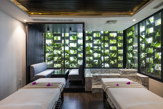 Vườn treo tại Đà Nẵng được cải tạo từ căn nhà xây dang dở xuất hiện long lanh trên báo Mỹ - Ảnh 5.