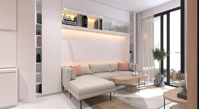 Sau 4 năm ly dị không tiền và nhà, Lý Phương Châu khoe căn hộ riêng ngập tràn màu hạnh phúc - Ảnh 3.