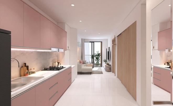 Sau 4 năm ly dị không tiền và nhà, Lý Phương Châu khoe căn hộ riêng ngập tràn màu hạnh phúc - Ảnh 6.