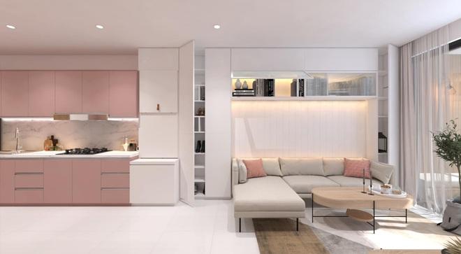 Sau 4 năm ly dị không tiền và nhà, Lý Phương Châu khoe căn hộ riêng ngập tràn màu hạnh phúc - Ảnh 5.