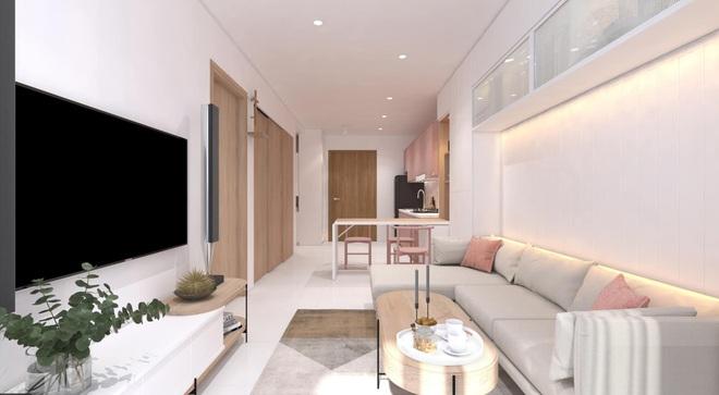 Sau 4 năm ly dị không tiền và nhà, Lý Phương Châu khoe căn hộ riêng ngập tràn màu hạnh phúc - Ảnh 4.