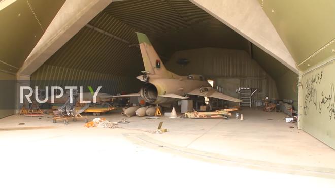 Chiến trường Libya rung chuyển trước cơn địa chấn al-Watiya, Thổ Nhĩ Kỳ đi nước cờ hiểm - Ảnh 3.