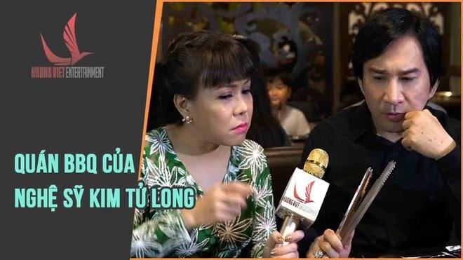 Kim Tử Long: Mở nhà hàng lỗ 400 triệu mỗi tháng, phải nhờ Việt Hương quay clip để kéo khách - Ảnh 3.