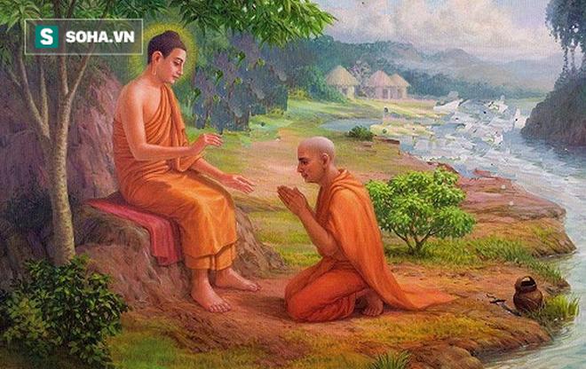 Hỏi Đức Phật về tư thế ngủ, môn đồ ngộ ra sâu sắc từ câu trả lời của Ngài - Ảnh 1.