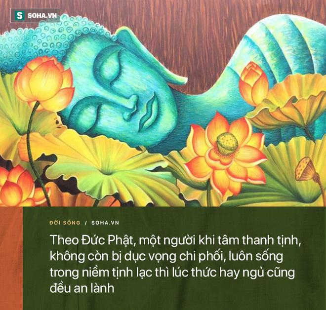 Hỏi Đức Phật về tư thế ngủ, môn đồ ngộ ra sâu sắc từ câu trả lời của Ngài - Ảnh 3.
