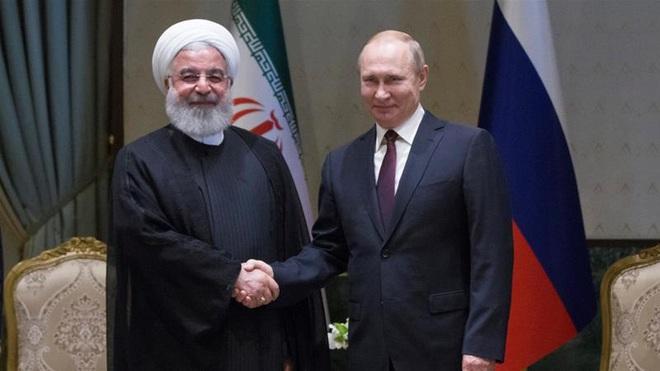 Cuộc chiến ngầm ở Syria: Iran đến lúc khăn gói trở về hay ở lại cạnh tranh với Nga đến cùng? - Ảnh 1.