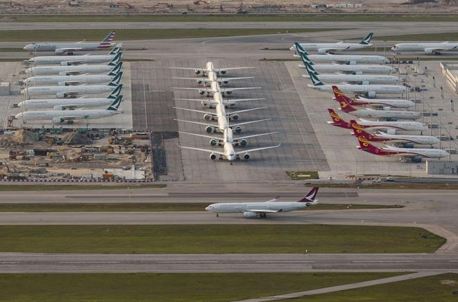 Hành trình tìm chỗ đỗ cho một chiếc máy bay trị giá 375 triệu USD: Bạn không thể chỉ khóa cửa rồi bỏ đấy - Ảnh 3.