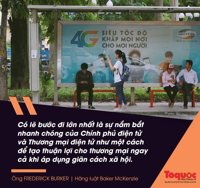 Chuyên gia nhận định về bước đi lớn nhất tạo thuận lợi cho thương mại của Việt Nam trong đại dịch - Ảnh 3.
