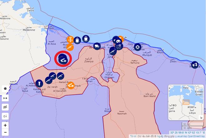 Chiến trường Libya rung chuyển trước cơn địa chấn al-Watiya, Thổ Nhĩ Kỳ đi nước cờ hiểm - Ảnh 4.