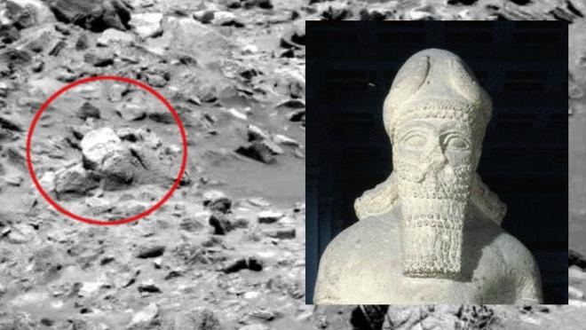Những hình ảnh kỳ lạ nhất từng được chụp trên sao Hỏa - Ảnh 11.