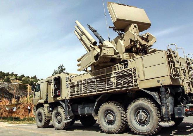Chiến thuật mới của Israel khiến hệ thống phòng không Pantsir-S thất bại bẽ bàng ở Syria? - Ảnh 1.