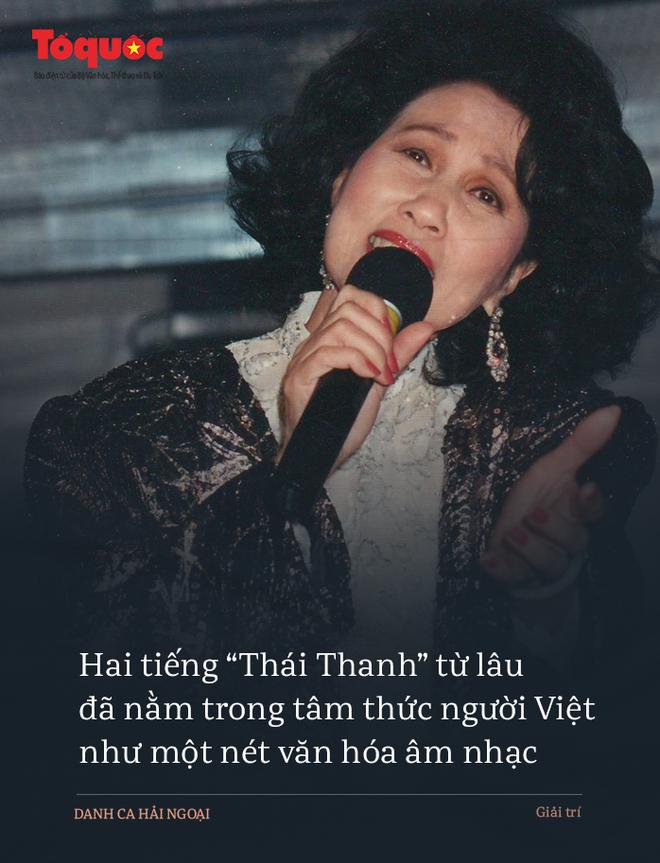 Thái Thanh: Đẳng cấp danh ca khiến Mr Đàm nể phục, Trấn Thành đời đời kiếp kiếp dõi theo - Ảnh 1.