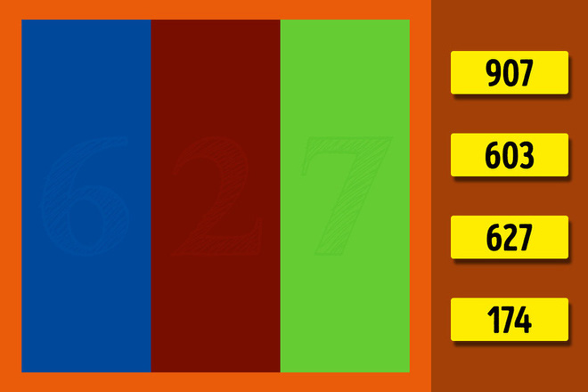 Test nhanh thị lực: Bạn có nhìn ra con số hay chữ trong bức hình này không? - Ảnh 9.