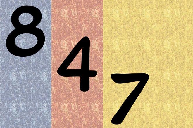 Test nhanh thị lực: Bạn có nhìn ra con số hay chữ trong bức hình này không? - Ảnh 17.
