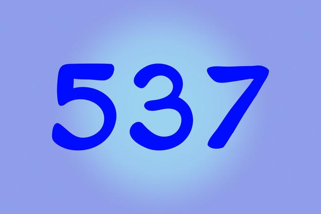 Test nhanh thị lực: Bạn có nhìn ra con số hay chữ trong bức hình này không? - Ảnh 13.
