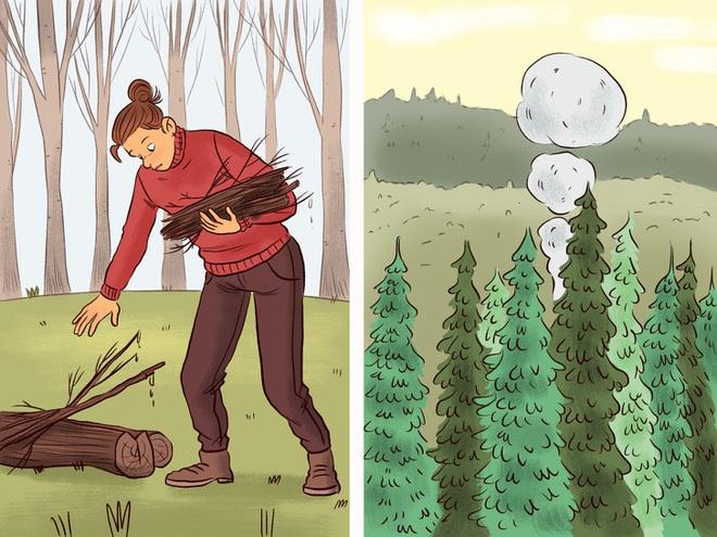 Bỏ túi 9 kỹ năng sinh tồn ở nơi hoang vu và hiểm trở: Cực kỳ dễ làm mà lại hiệu quả - Ảnh 8.