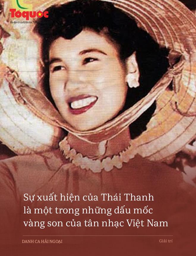 Thái Thanh: Đẳng cấp danh ca khiến Mr Đàm nể phục, Trấn Thành đời đời kiếp kiếp dõi theo - Ảnh 4.