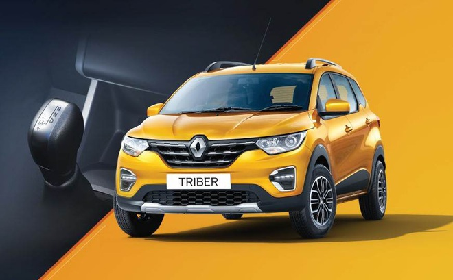 Bên trong mẫu ô tô vừa ra mắt của Renault, giá chỉ 190 triệu đồng có gì?