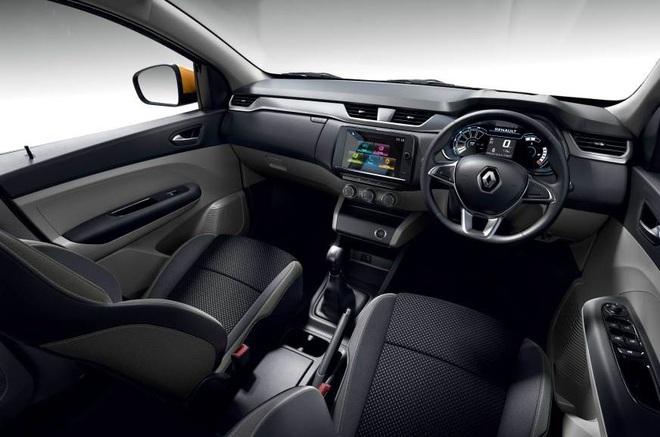 Bên trong mẫu ô tô vừa ra mắt của Renault, giá chỉ 190 triệu đồng có gì? - Ảnh 2.