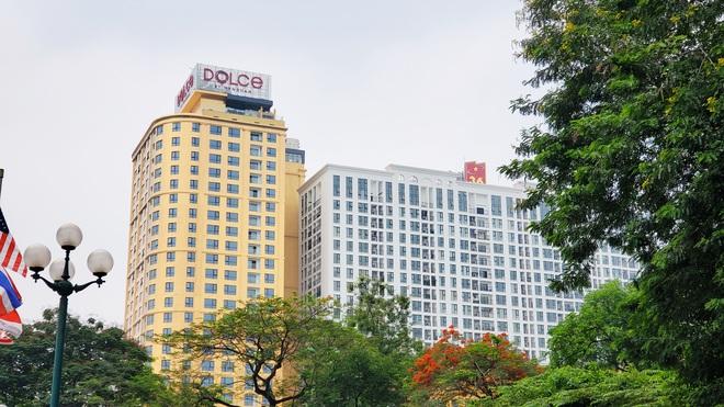 Tòa nhà dát vàng 24K từ chân đến nóc khủng nhất Hà Nội đang hoàn thiện - Ảnh 9.