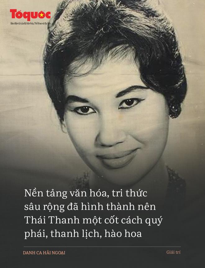 Thái Thanh: Đẳng cấp danh ca khiến Mr Đàm nể phục, Trấn Thành đời đời kiếp kiếp dõi theo - Ảnh 5.