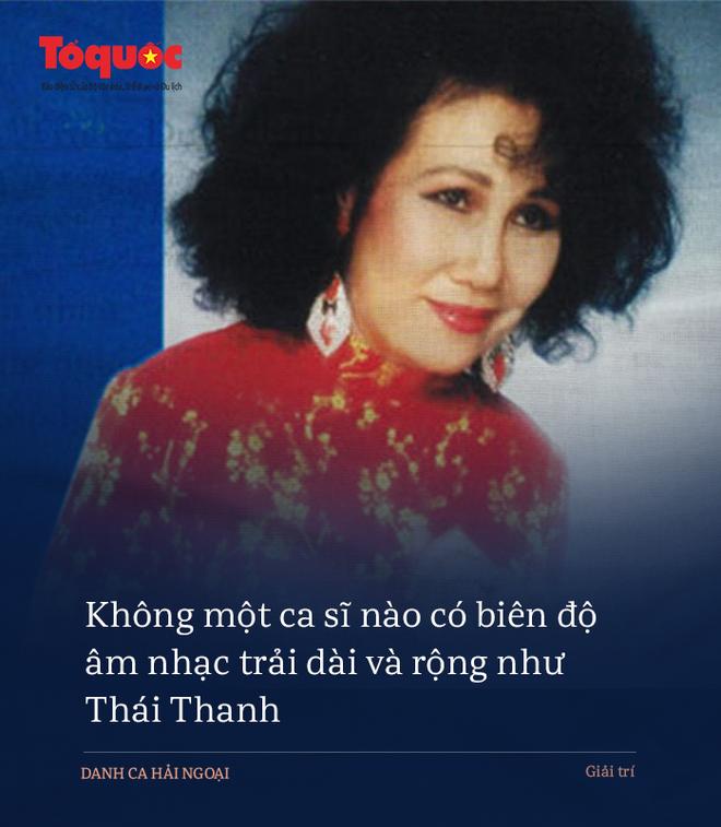 Thái Thanh: Đẳng cấp danh ca khiến Mr Đàm nể phục, Trấn Thành đời đời kiếp kiếp dõi theo - Ảnh 6.