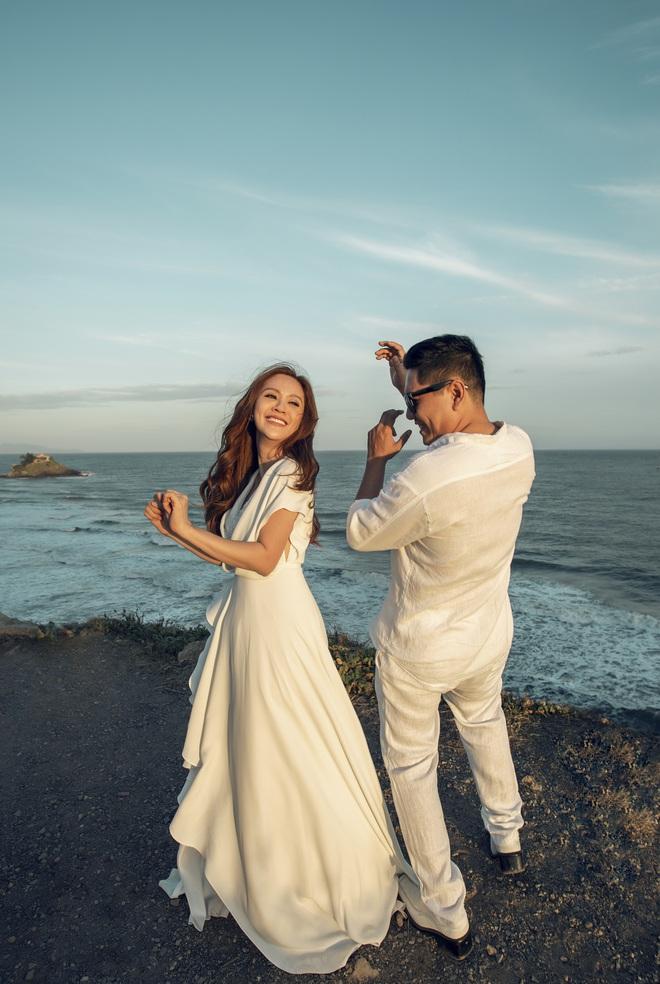 Cặp đôi Thanh Thúy - Đức Thịnh kỉ niệm 12 năm ngày cưới - Ảnh 11.