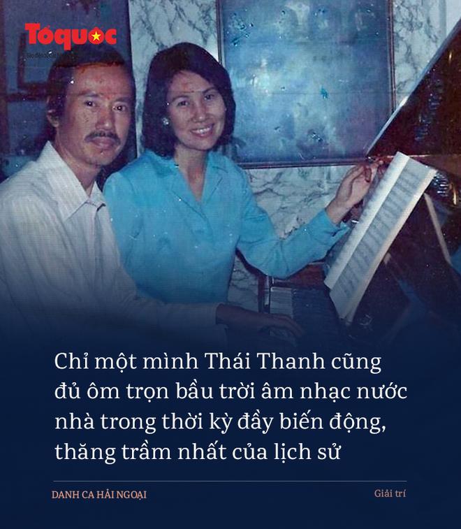 Thái Thanh: Đẳng cấp danh ca khiến Mr Đàm nể phục, Trấn Thành đời đời kiếp kiếp dõi theo - Ảnh 7.