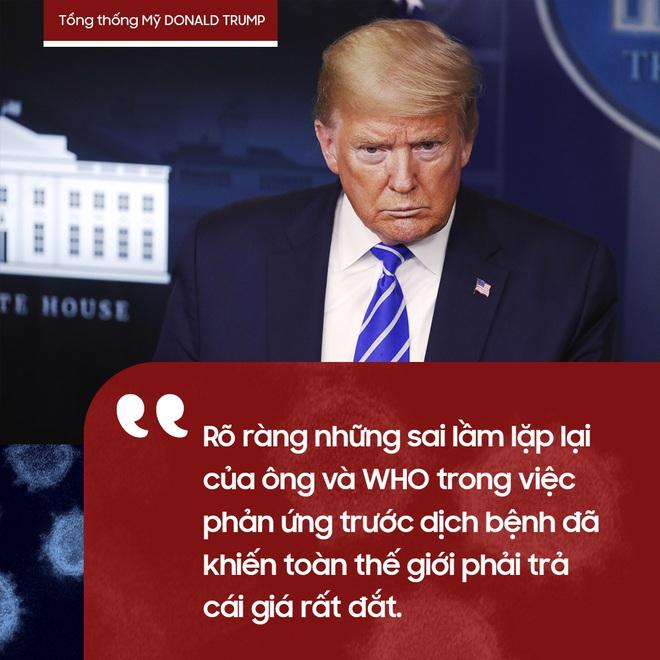 WHO chỉ có thể tiếp tục tiến lên, nếu như...: Toàn văn bức tối hậu thư ông Trump gửi Tổng giám đốc WHO - Ảnh 4.