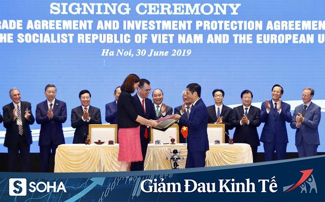 Ngân hàng Thế giới: Thỏa thuận thương mại với EU sẽ hỗ trợ Việt Nam phục hồi kinh tế hậu Covid-19