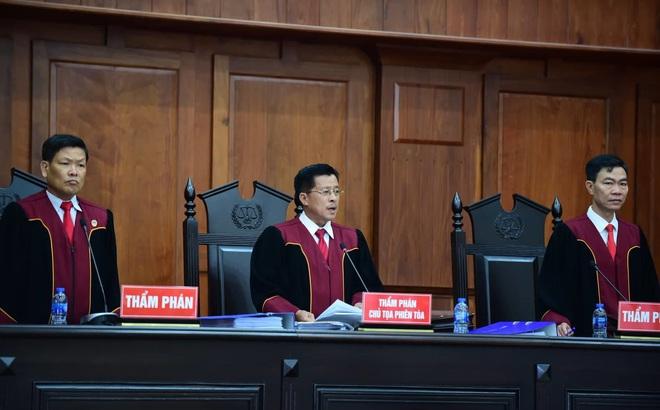 Quy chế xét tặng danh hiệu Thẩm phán