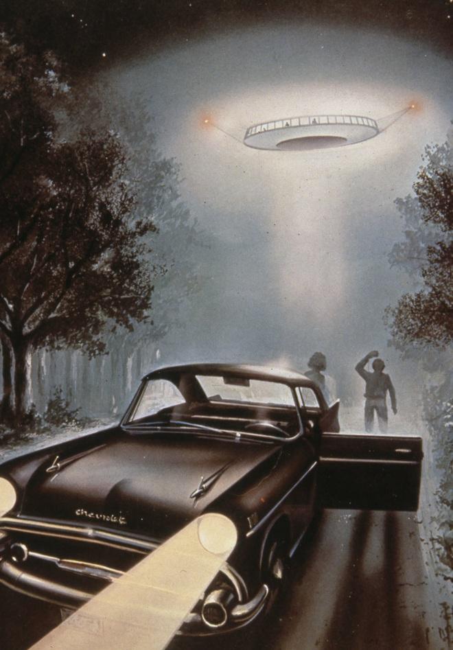 2 sự kiện UFO nổi tiếng nhất mọi thời đại tại Mỹ: Nhân chứng thấy gì? - Ảnh 8.