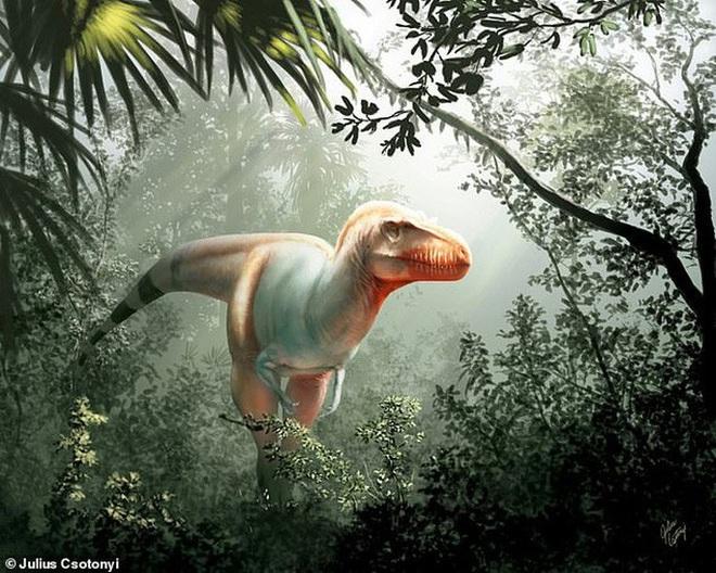 Phát hiện sinh vật ngoài hành tinh 80 triệu tuổi dị thường sống trên Trái đất - ảnh 3