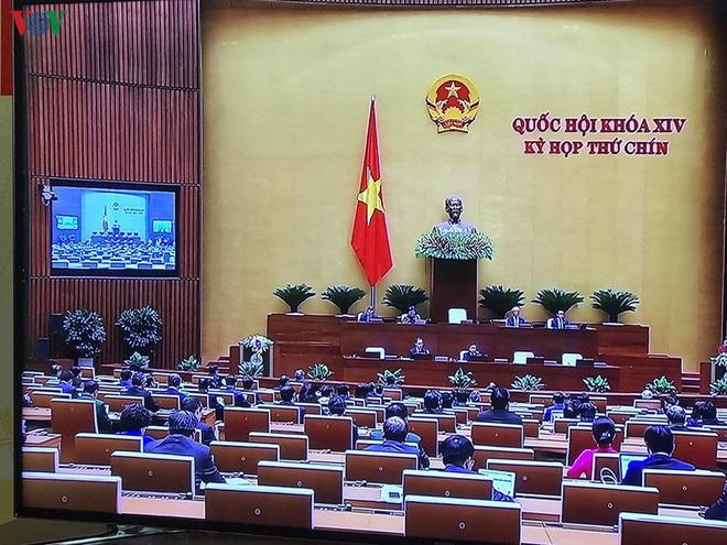 Thủ tướng trình Quốc hội hai kịch bản tăng trưởng sau dịch Covid-19 - Ảnh 2.