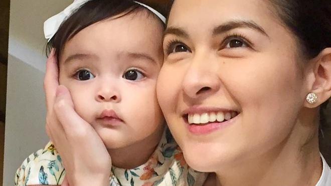 Con gái mỹ nhân đẹp nhất Philippines: 5 tuổi trở thành nữ hoàng quảng cáo, biết 2 ngoại ngữ, ấn tượng nhất khả năng làm toán do mẹ đích thân dạy - Ảnh 6.