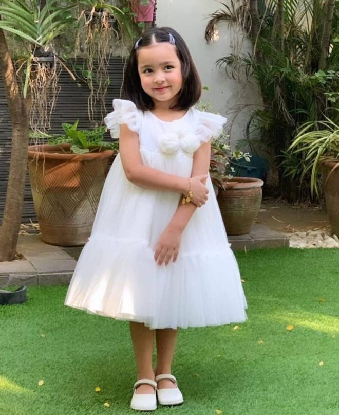 Con gái mỹ nhân đẹp nhất Philippines: 5 tuổi trở thành nữ hoàng quảng cáo, biết 2 ngoại ngữ, ấn tượng nhất khả năng làm toán do mẹ đích thân dạy - Ảnh 7.