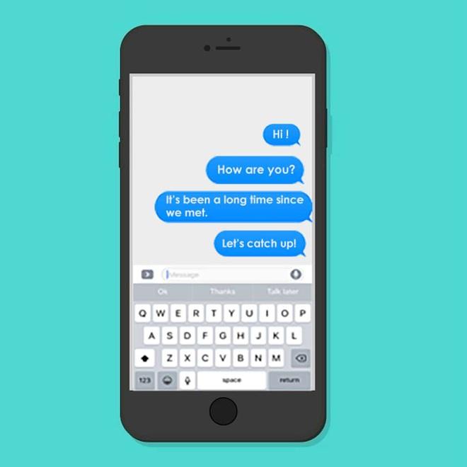Bạn thường gửi tin nhắn theo cách nào, câu trả lời sẽ tiết lộ tính cách cực kỳ thú vị ở bạn - Ảnh 3.