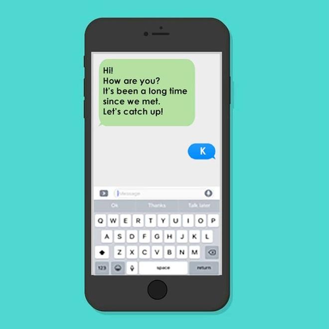 Bạn thường gửi tin nhắn theo cách nào, câu trả lời sẽ tiết lộ tính cách cực kỳ thú vị ở bạn - Ảnh 5.