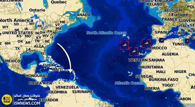 Iran ra tuyên bố sốc khiến Israel lạnh gáy, Trung Đông rúng động - Tàu chiến Venezuela được lệnh xuất kích, Mỹ chớ làm càn - Ảnh 1.