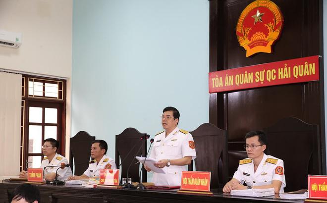 """Út """"trọc"""" lĩnh 20 năm tù; Đô đốc Nguyễn Văn Hiến 4 năm tù, tịch thu vào ngân sách hơn 1000 tỷ đồng"""