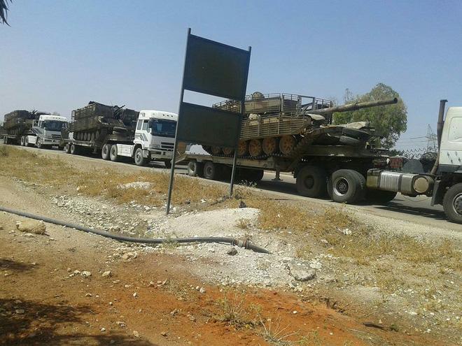 9 năm sau cuộc cách mạng, cơn thịnh nộ của Sư đoàn 4 VBCH sắp quét sạch tây nam Syria? - Ảnh 6.