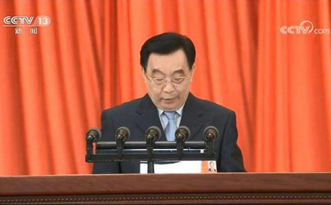 Quốc hội Trung Quốc xem xét dự thảo bảo vệ an ninh quốc gia tại Hong Kong