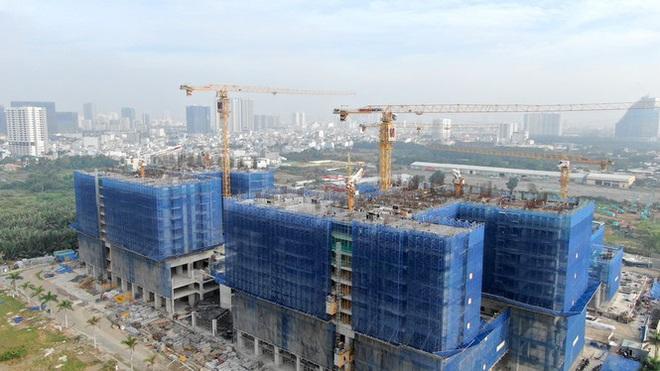 Con đường ven sông trị giá tỷ đô ở Sài Gòn nhìn từ trên cao - Ảnh 17.