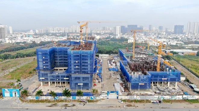 Con đường ven sông trị giá tỷ đô ở Sài Gòn nhìn từ trên cao - Ảnh 20.