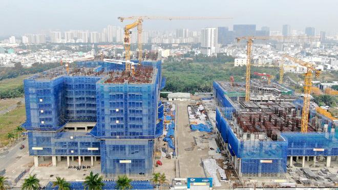 Con đường ven sông trị giá tỷ đô ở Sài Gòn nhìn từ trên cao - Ảnh 21.