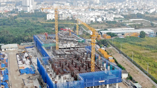 Con đường ven sông trị giá tỷ đô ở Sài Gòn nhìn từ trên cao - Ảnh 23.