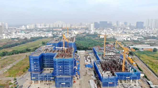Con đường ven sông trị giá tỷ đô ở Sài Gòn nhìn từ trên cao - Ảnh 24.