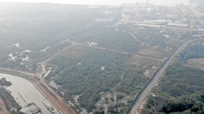 Con đường ven sông trị giá tỷ đô ở Sài Gòn nhìn từ trên cao - Ảnh 6.