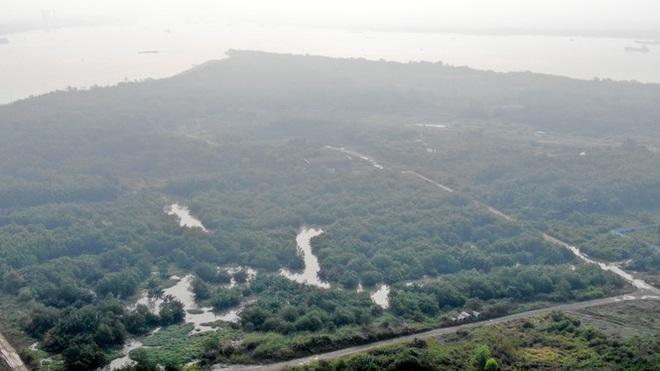 Con đường ven sông trị giá tỷ đô ở Sài Gòn nhìn từ trên cao - Ảnh 7.